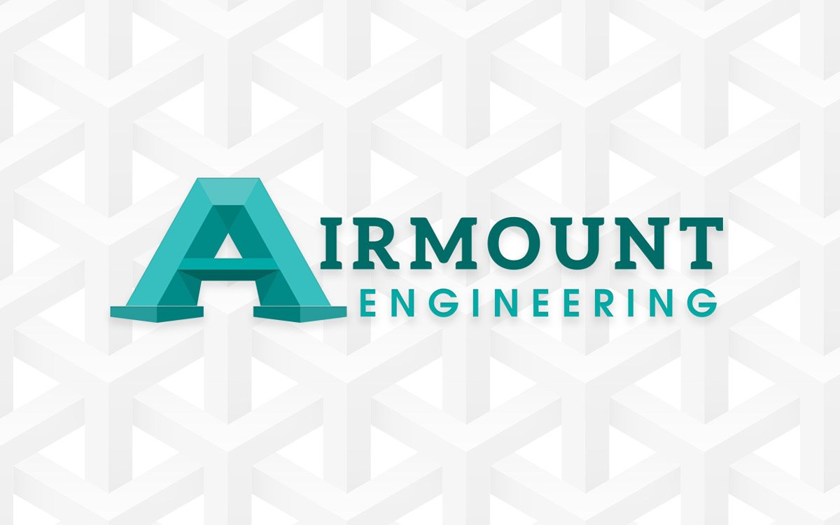 Airmount Engineering Logo Design