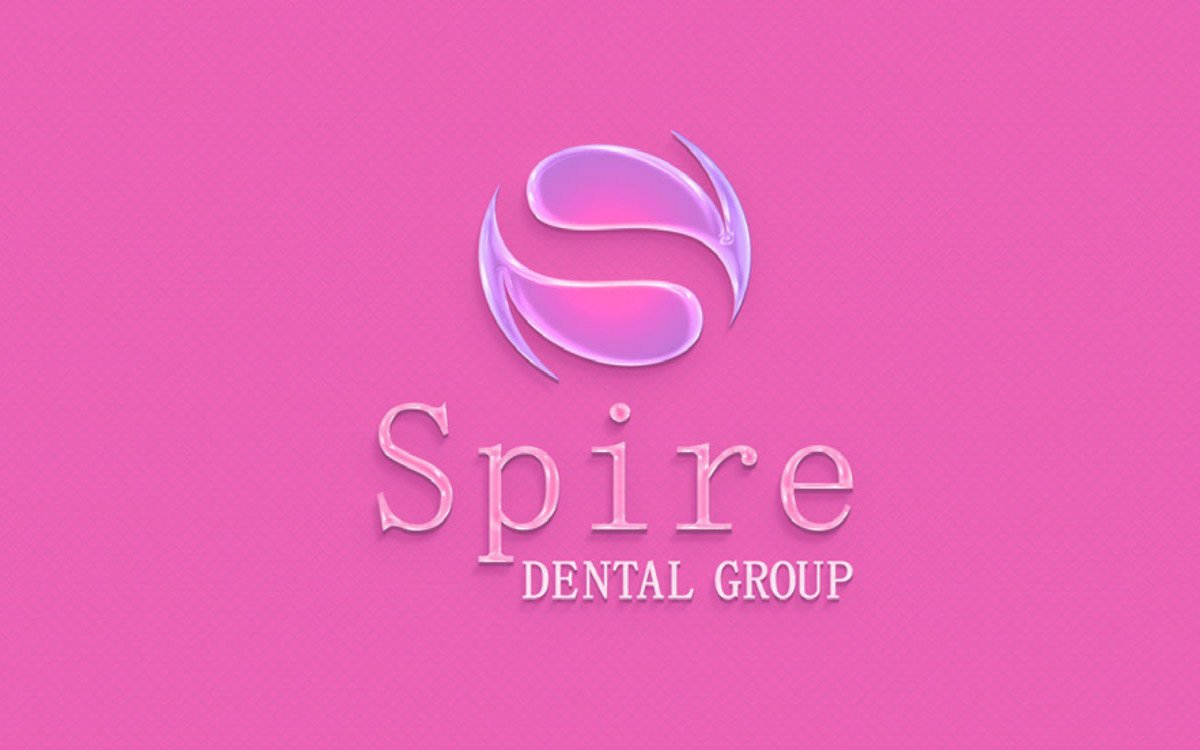 Spire Dental Logo Design