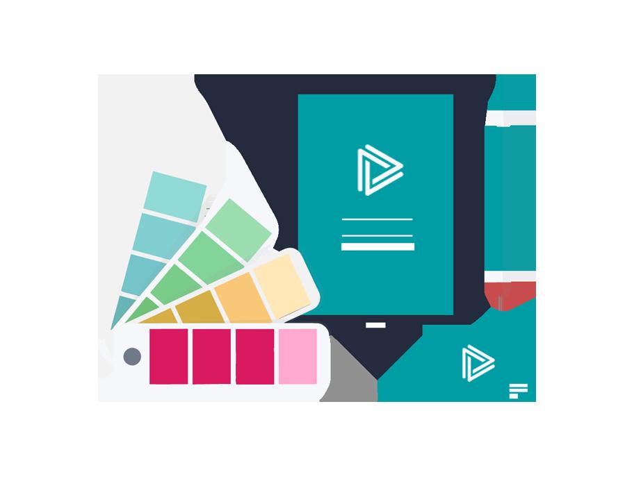 Logo Design Branding Infographic 1